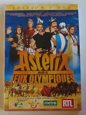2DVD ASTERIX AUX JEUX OLYMPIQUES - DEPARDIEU / CORNILLAC / POELVOORDE - NEUF