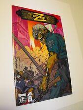 KEY OF Z # 1 2011 BOOM EVIL INK COMIC CLAUDIO SANCHEZ