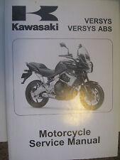2010 Kawasaki Versys 650  : Factory Service/ Repair Manual