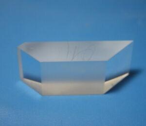 "IOC optics large dove prism 2 5/8"" long, image rotator"