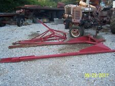 Front End Loader Supposed To Be Off H Farmall, Think Fit M Too