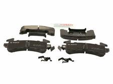 For 1982-1992 Pontiac Firebird Brake Pad Set Front Bosch 15822SZ 1983 1984 1985