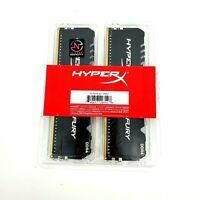 Kingston HyperX Fury RGB DDR4 2666MHz PC4-21300 CL16 Dual Memory Kit 2x8GB