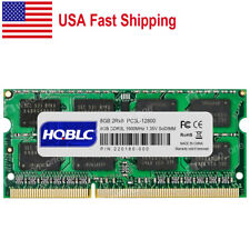 Us 8Gb Ddr3 1600Mhz Pc3L-12800S 204P 1.35V Memory For Dell Hp Ibm Lenovo Upgrade