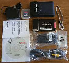 Toshiba Camileo S20 High Definition Flash Media Camcorder 5MP - EXCELLENT USED