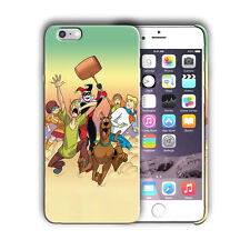 Scooby-Doo Anime Iphone 4 4s 5 5s 5c SE 6 6s 7 + Plus Case Cover 5