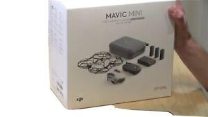 DJI Mavic Mini Fly More Combo Camera Drone +Accessories + NEVER USED - BRAND NEW