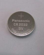 10x cr2032 pila a bottone 3v Batteria Panasonic in Plastetray