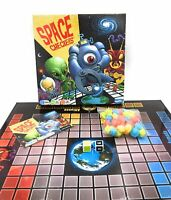 Space Checkers Board Game With Instuctions Childrens & Family Dice Game