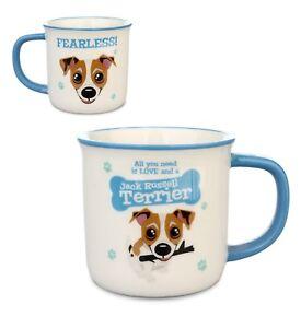 Jack Russell Mug Gift/Present Terrier Dog