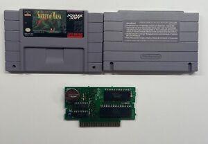 Secret of Mana (Super Nintendo, 1993) SNES