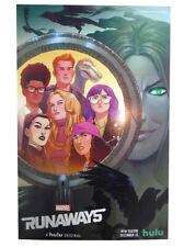 Runaways 2019 NYCC Comic Con Exclusive Promo Poster Hulu Marvel Comics