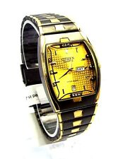 New Citizen Man  Analog, Day & Date, Japan Movement  Dress Watch