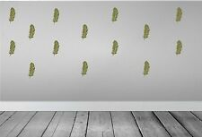 Feather Wall Sticker Feather Wall Decal