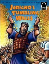 Jericho's Tumbling Walls: The Story of Joshua and the Battle of Jericho (Paperba