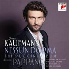 NESSUN DORMA: THE PUCCINI ALBUM [DELUXE EDITION] NEW CD