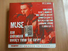 ROCK SOUND VOL.38 MUSE GODSMACK JULIE'S HAIRCUT DEFENESTRATION CORTIZONE ASH