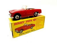 DINKY TOYS 112 Austin Healey Sprite in original condition With original box
