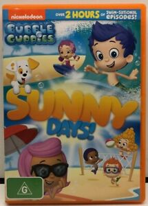 Bubble Guppies - Sunny Days - DVD - AusPost with Tracking