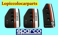 PEDALIERA SPARCO ORIGINALE! mod. SETTANTA (cover pedali cod. 037879OP01 )