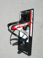 FSA K-Force Carbon Bottle Cage 27g Red / white Graphics carbon new