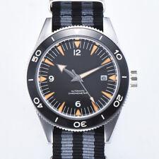 41mm Corgeut Black Dial Ceramic Sapphire Glass Miyota Automatic Men's watch D62