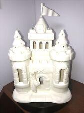 """Department 56 Snowbabies """"STARGAZER'S CASTLE"""" 68925 NEW Light Up Castle"""