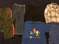 Boy Sz 5-7 Winter Pants Shirts Clothes Lot