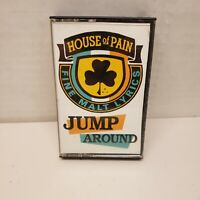House of Pain Jump Around Cassingle Rap Tapes 1992 Hip Hop DJ Muggs Cypress Hill