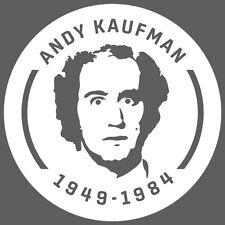 Andy Kaufman RIP Vinyl Decal Sticker