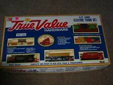 1994  K-Line Trains O27 Scale True Value Hardware Electric Train Set #1420