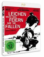 LEICHEN MUSS MAN FEIRN WIE SIE FALLEN (Bluray- Corbucci) Ediz Germania Audio ITA