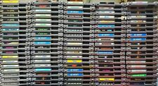 NINTENDO NES VIDEO GAMES - LOTS OF VARIOUS SIZES