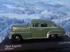 1/43  Minichamps Opel Kapitan 1951-53  1 of 1824