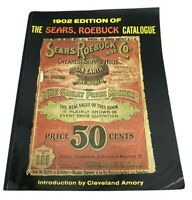 Sears and Roebuck 1902 Reproduction 1969 Catalog Book Paperback 1162 pg Made USA