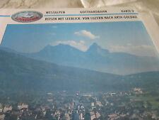 Alpenbahnen Westalpen K 2 Gotthardbahn Luzern Küssnacht Art Goldau
