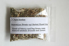 ** Separation (Break-Up) herbal BLEND **: Catnip and dog grass, 10 g-Hoodoo Herb