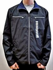 Jacket WindBreaker Rain Gear Men's London Fog Pack-able Functional LG & XL NEW