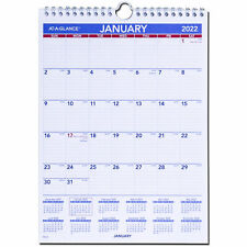 2022 At A Glance Pm1 28 Monthly Wall Calendar 8 X 11