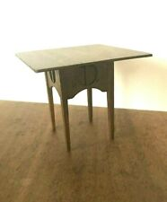 12th scale dolls house miniature Charles Rennie Mackintosh Square Tea Room Table