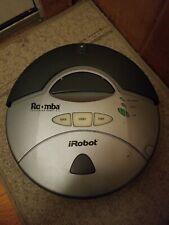AS-IS BROKEN iRobot Roomba 2.1 4150 Robotic Vacuum Cleaner