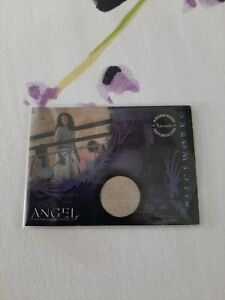 ANGEL SEASON FOUR / SEASON 4 PW4 GINA TORRES AS JASMINE COSTUME CARD