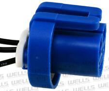 Headlamp Socket fits 2000-2001 Pontiac Montana  WVE BY NTK