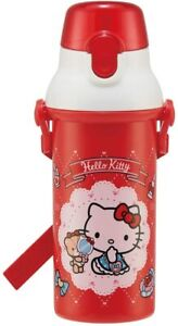 Sanrio Hello Kitty Water Bottle with attachable strap   US Seller