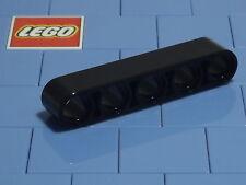 Lego 32316 1x5 technic Beam Black X 2 **Brand New Lego**