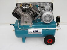 GIEB Kompressor   1250/90-11. Motor 7,5 KW = 10 PS