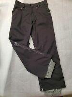 New Vintage BURTON Small adjustable waist Ski Snowboard Pants Men's  NWOT