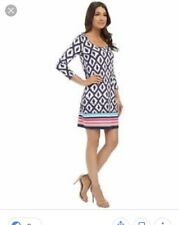 lilly pulitzer NWT beacon dress little fish navy size Small XXS