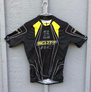 SCOTT bikewear womens RC short sleeve zip neck cycling jersey 221598-299700