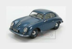 Porsche 356 Coupe 1952 Blue  NOREV 1:18 NV187450 Model
